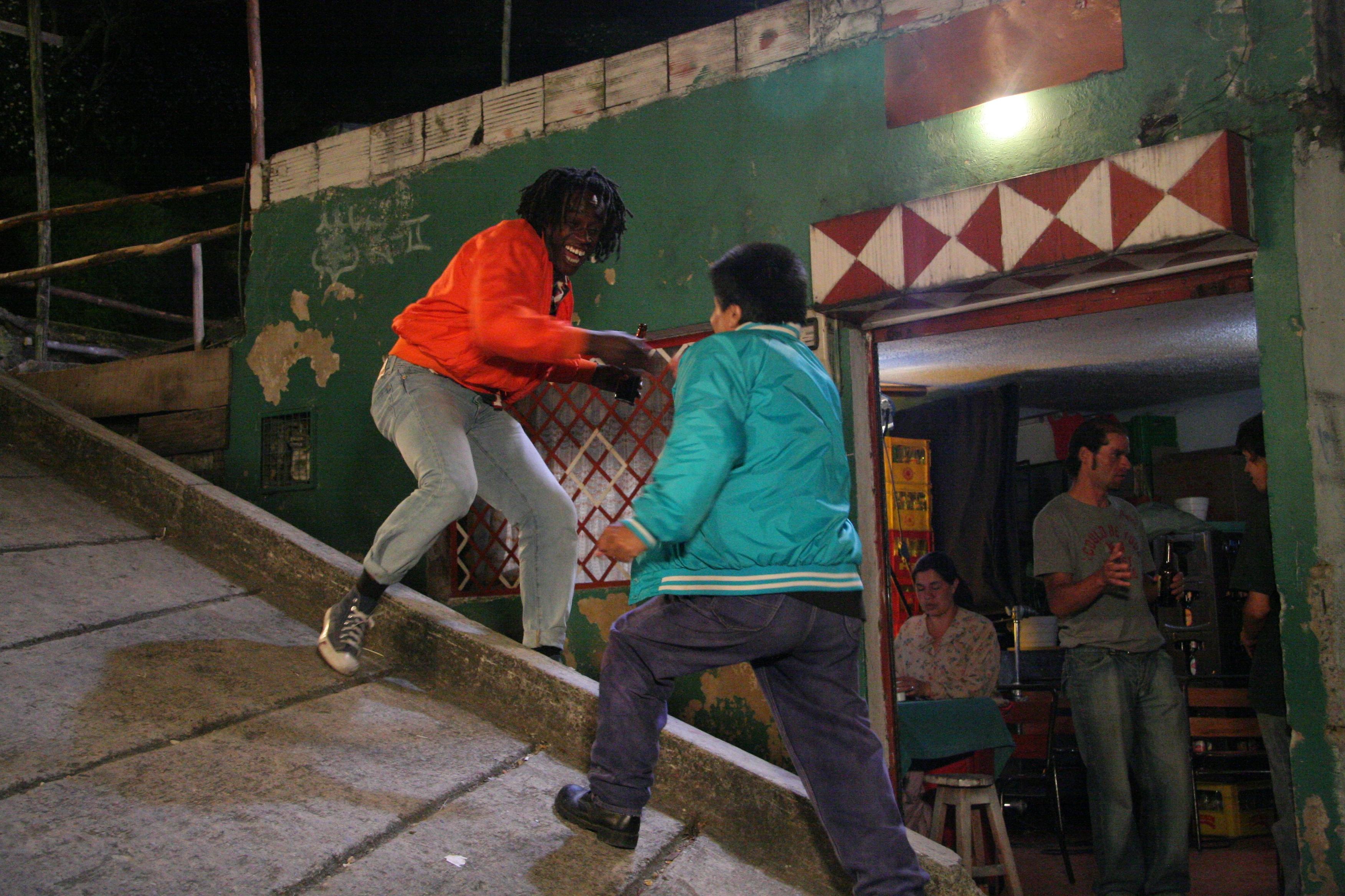 Barrio Victorino Mora