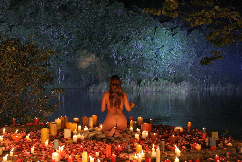 Poza de los suspiros-ritual Barbara