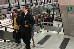 Aeropuerto 80s-locación