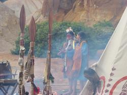 Campamento cherokee