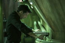 Subterraneos casa Diablo-Set estudio RTI