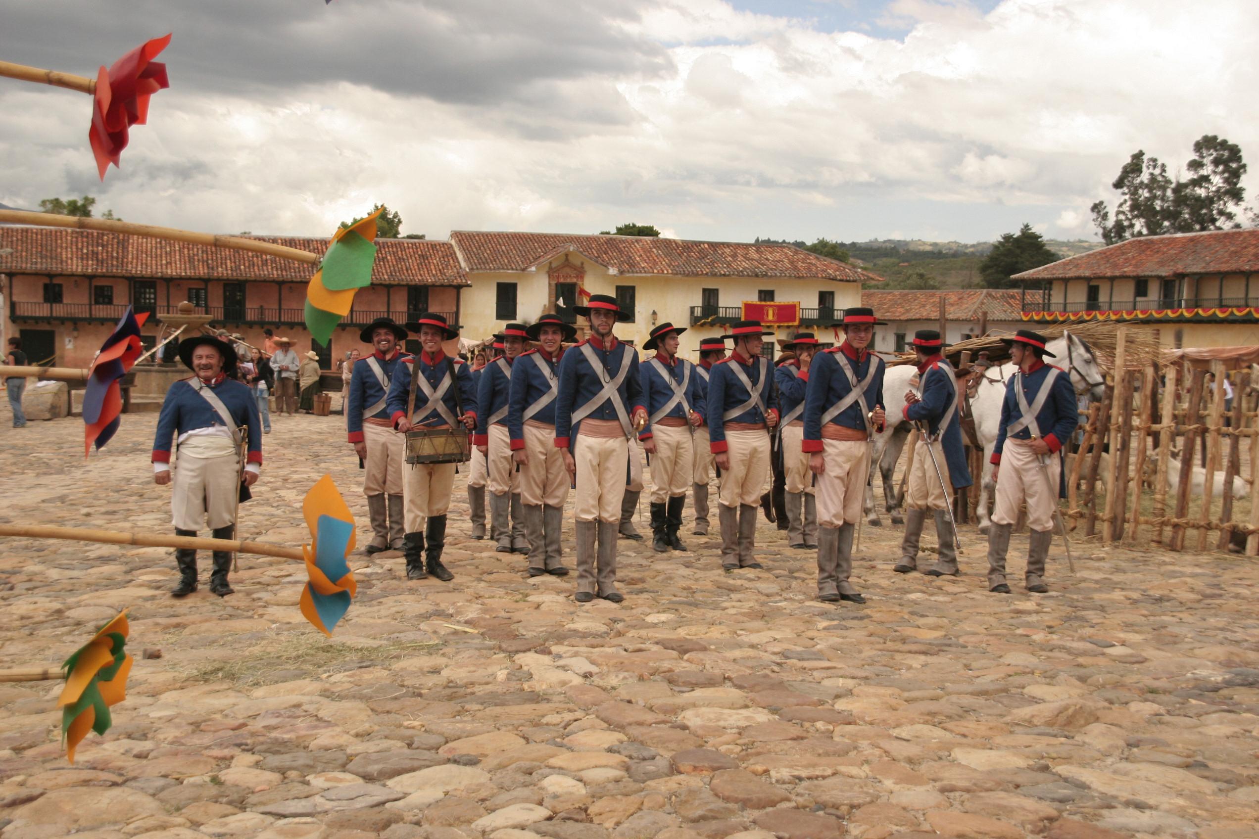 Garcia en formacion 2