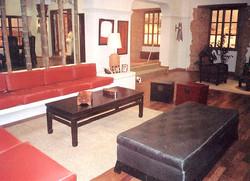 Sala hacienda-set estudio