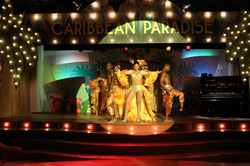 Caribbean Paradise-Set estudio RTI