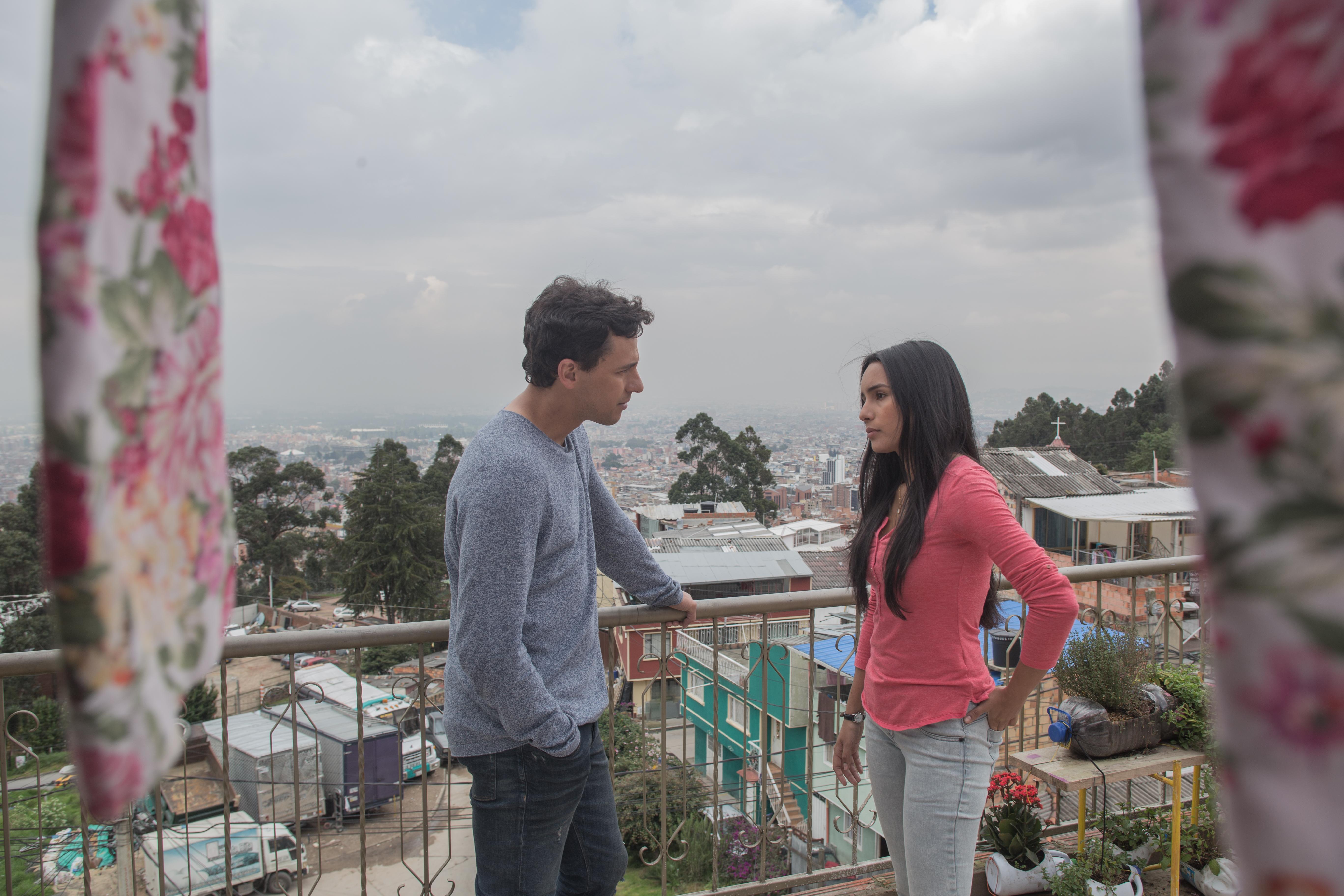 Sergio y Lucia Distrito 18