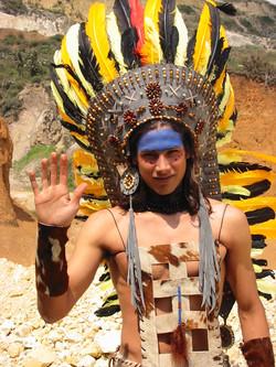 Indio Cherokee- comercial fragancia