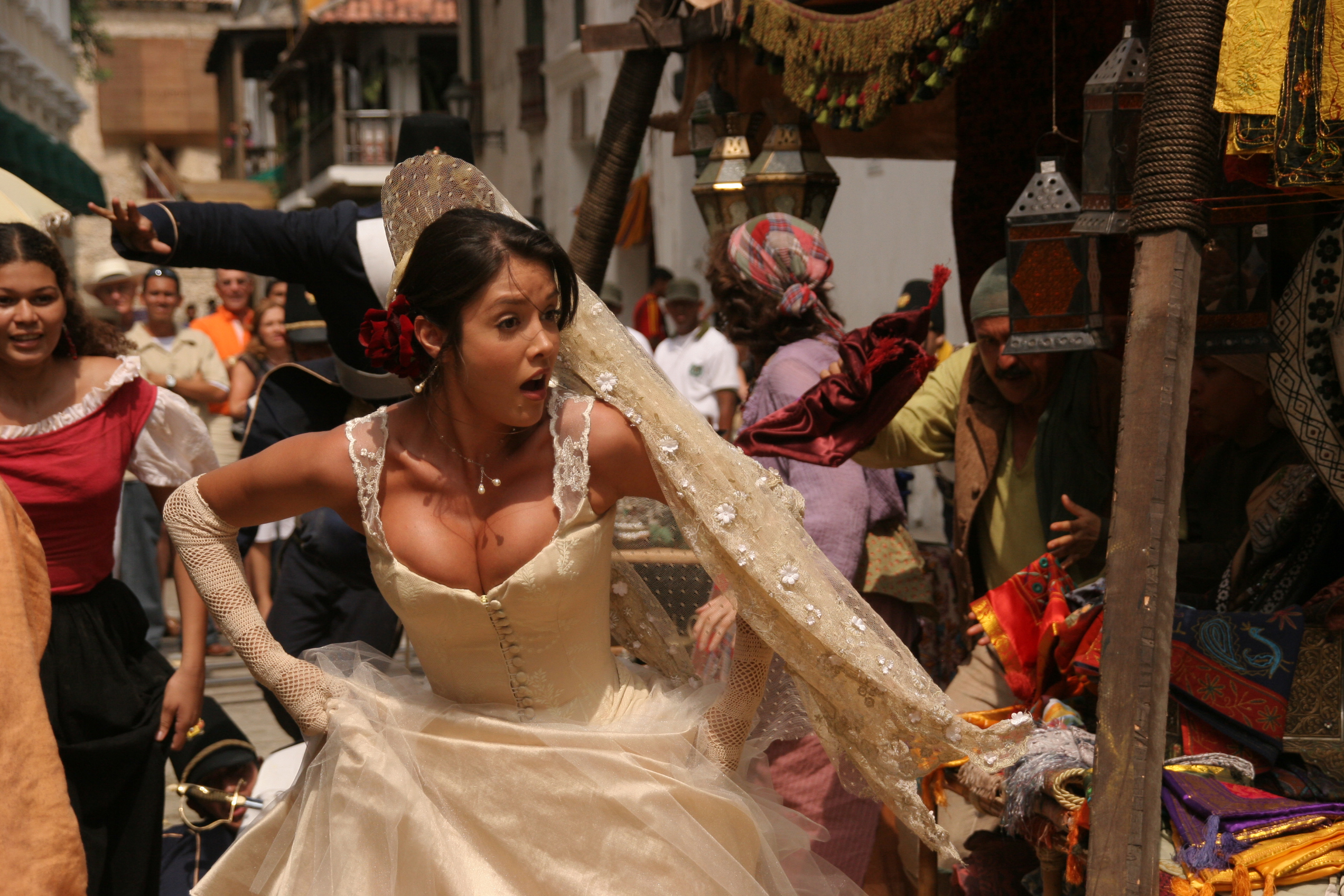 Esmeralda en Barcelona-Cartagena