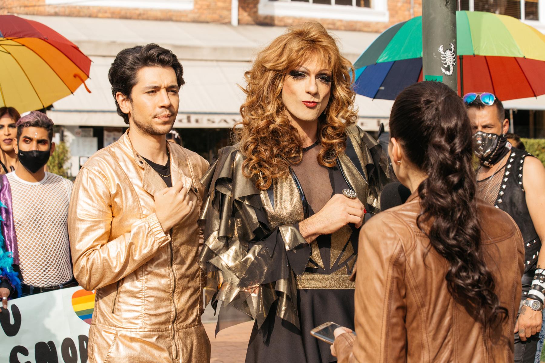 Desfile orgullo gay