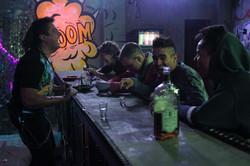 Bar del hijo del capo