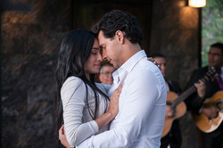 Susana Renjifo y Sergio Aparicio