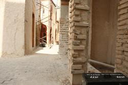 Backlot en construcción