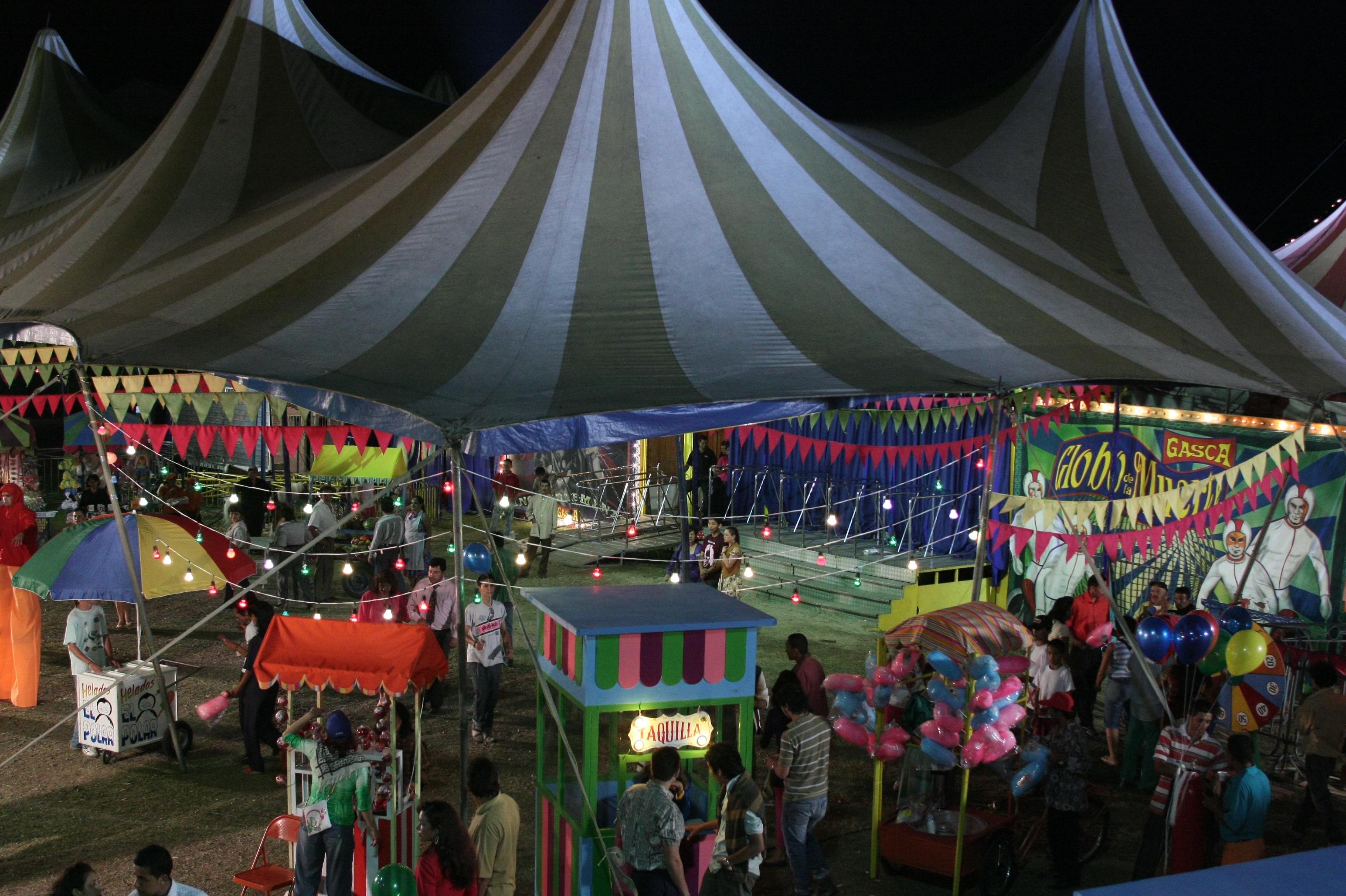 Circo 80s