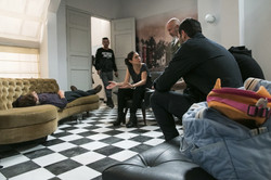 Academia Baile habitación-Estudio