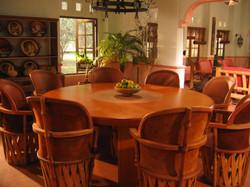 Comedor hacienda-estudio