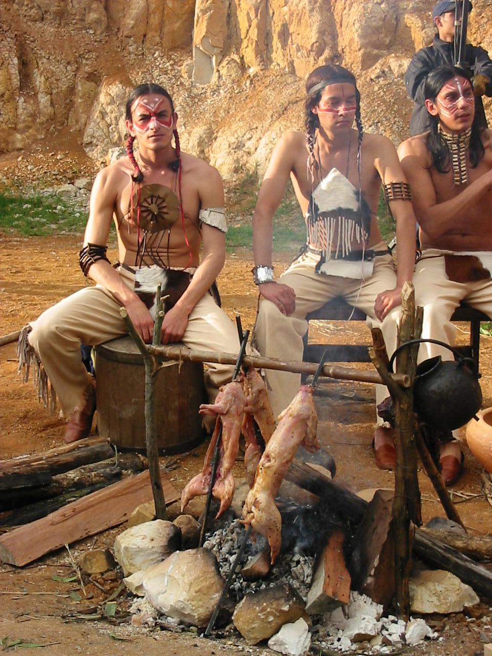 Indios Cherokee-Sabrinsky