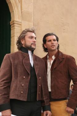 Diego y Alejandro de La Vega