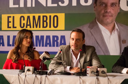 Guevara reintegrado candidato