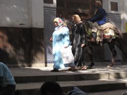 Calles de Medina-Fez