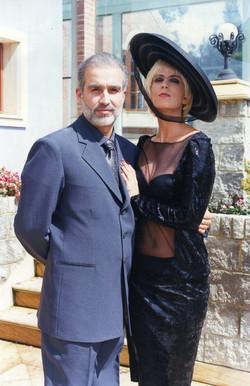 Papa protagonista y amante del malo