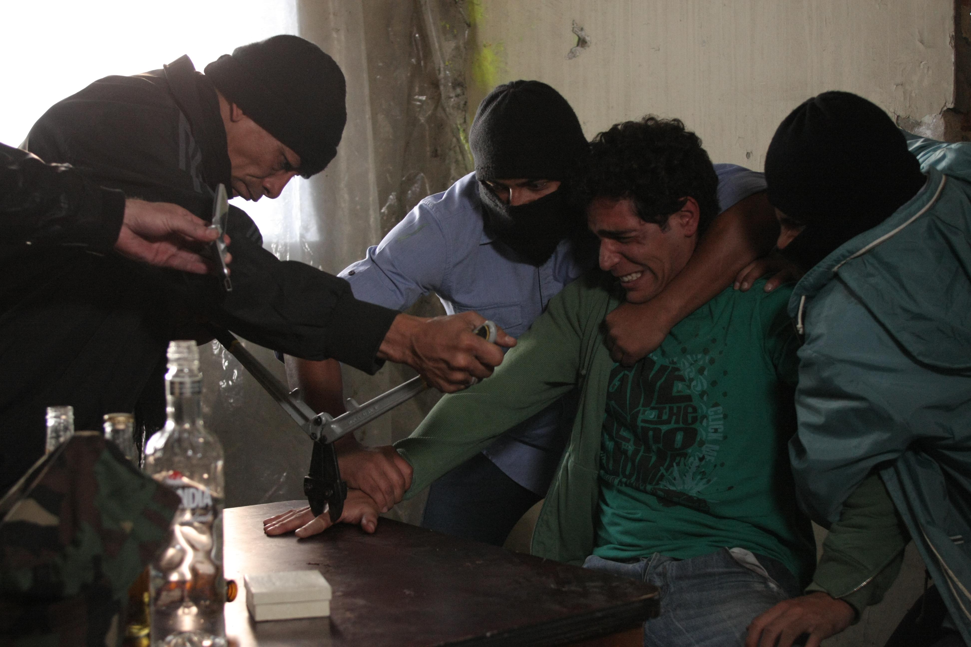 Tortura en Melilla