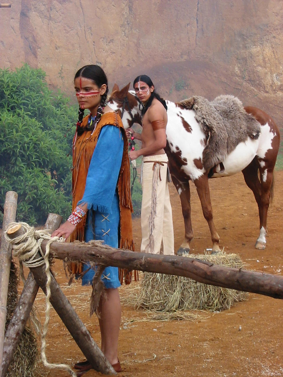 Cherokees jovenes