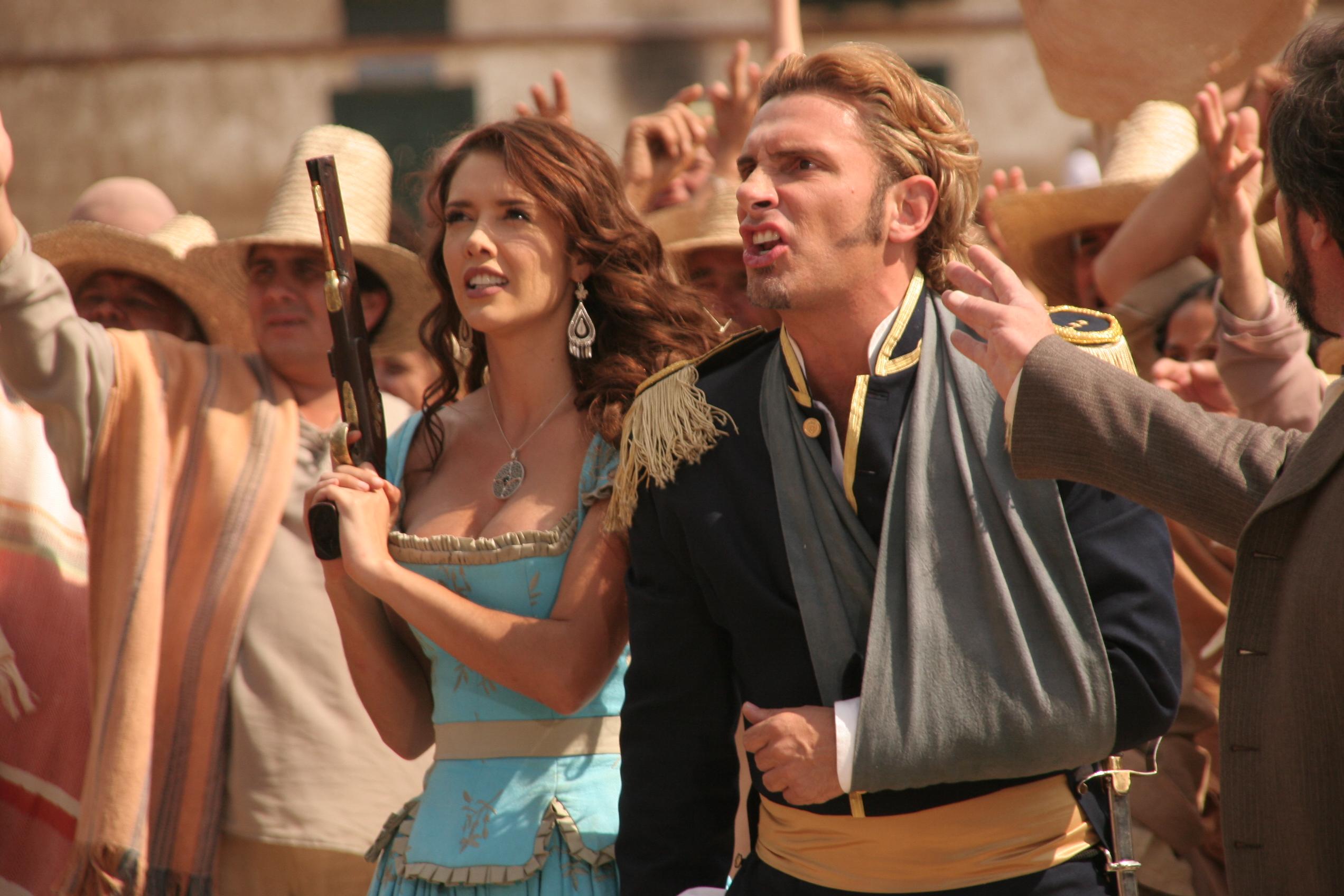 Esmeralda salva gitano