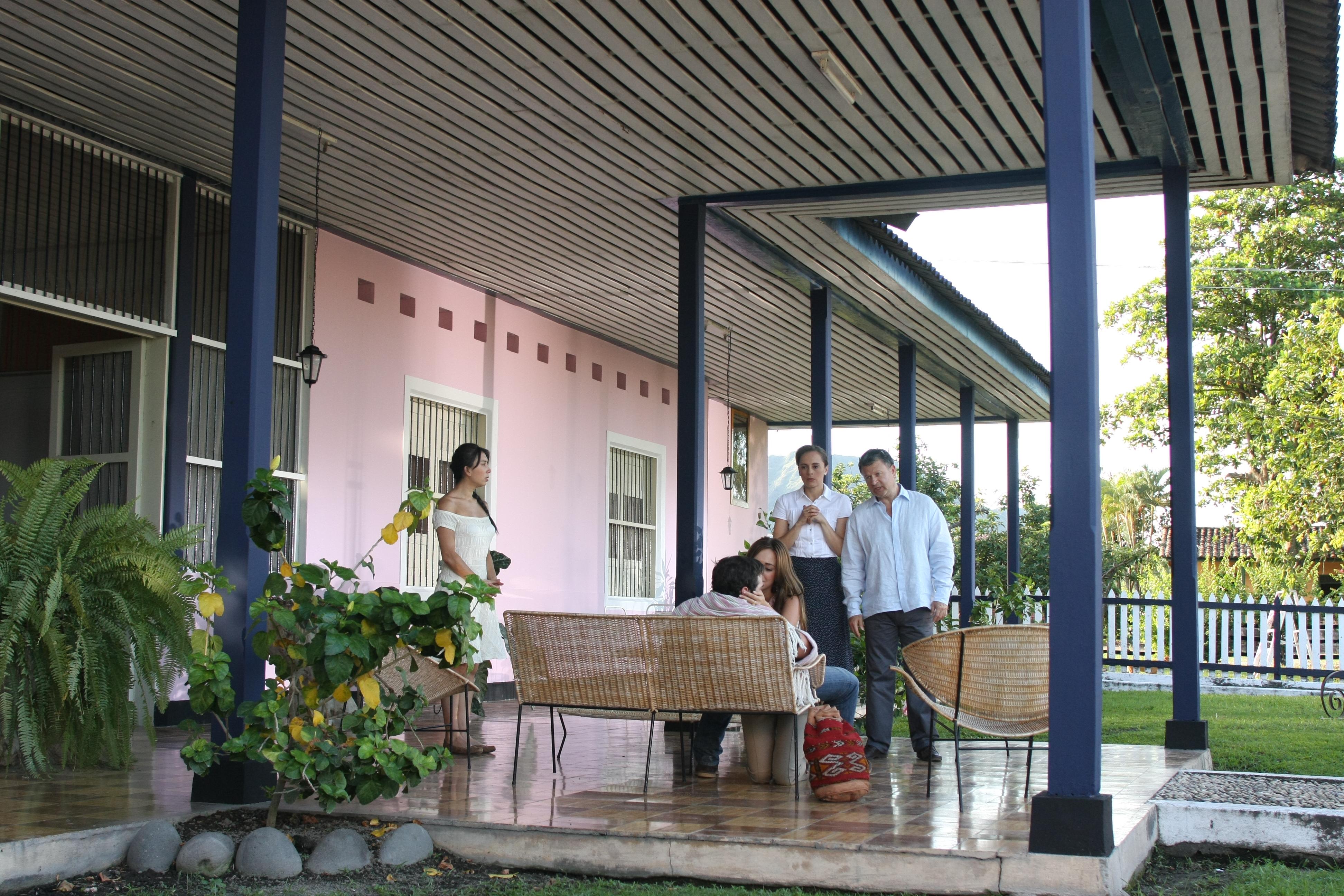 Casa personaje-Locación Chicoral