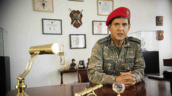 Foto El comandante Sony