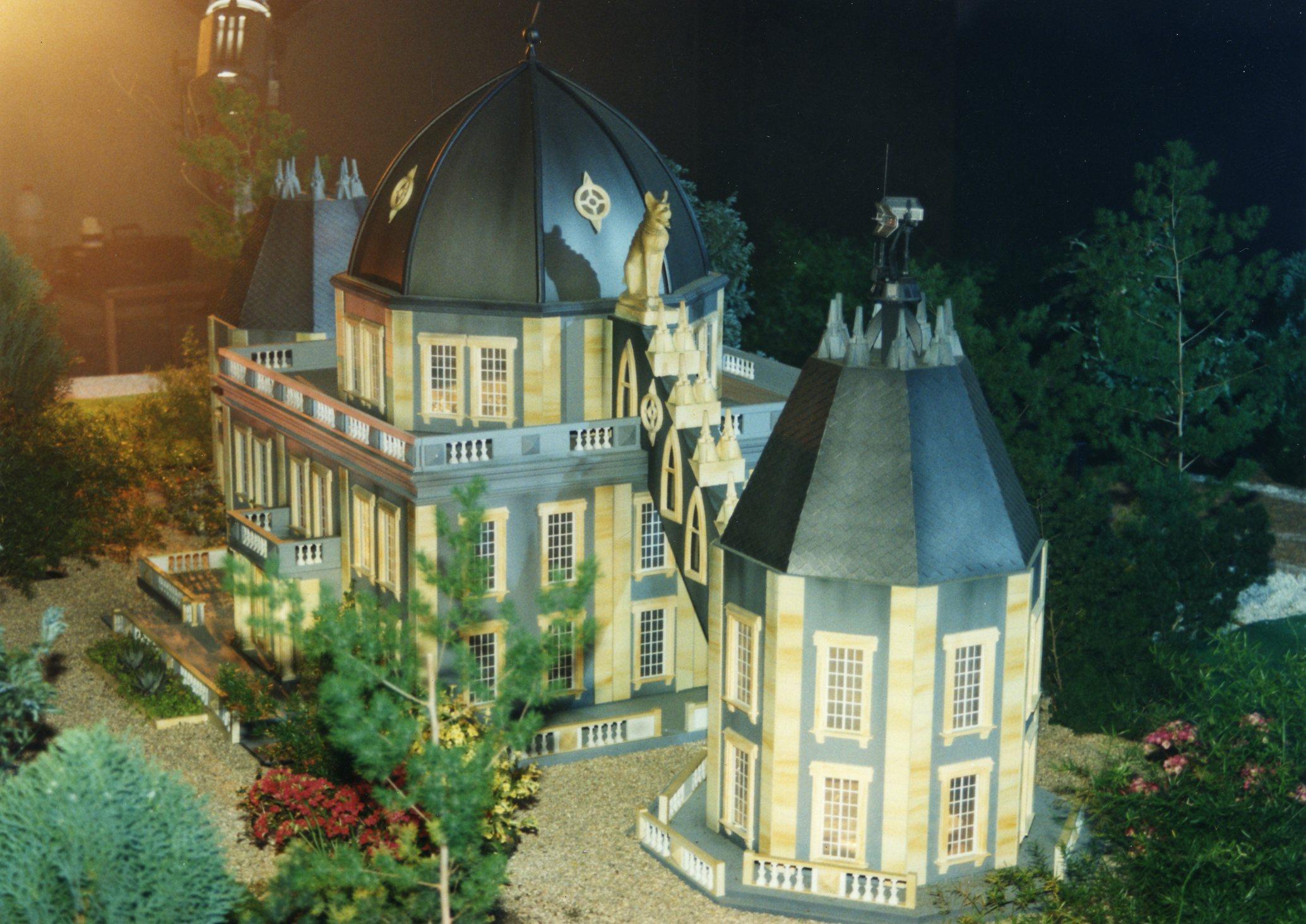 La mansión de Rodolfo Gascon