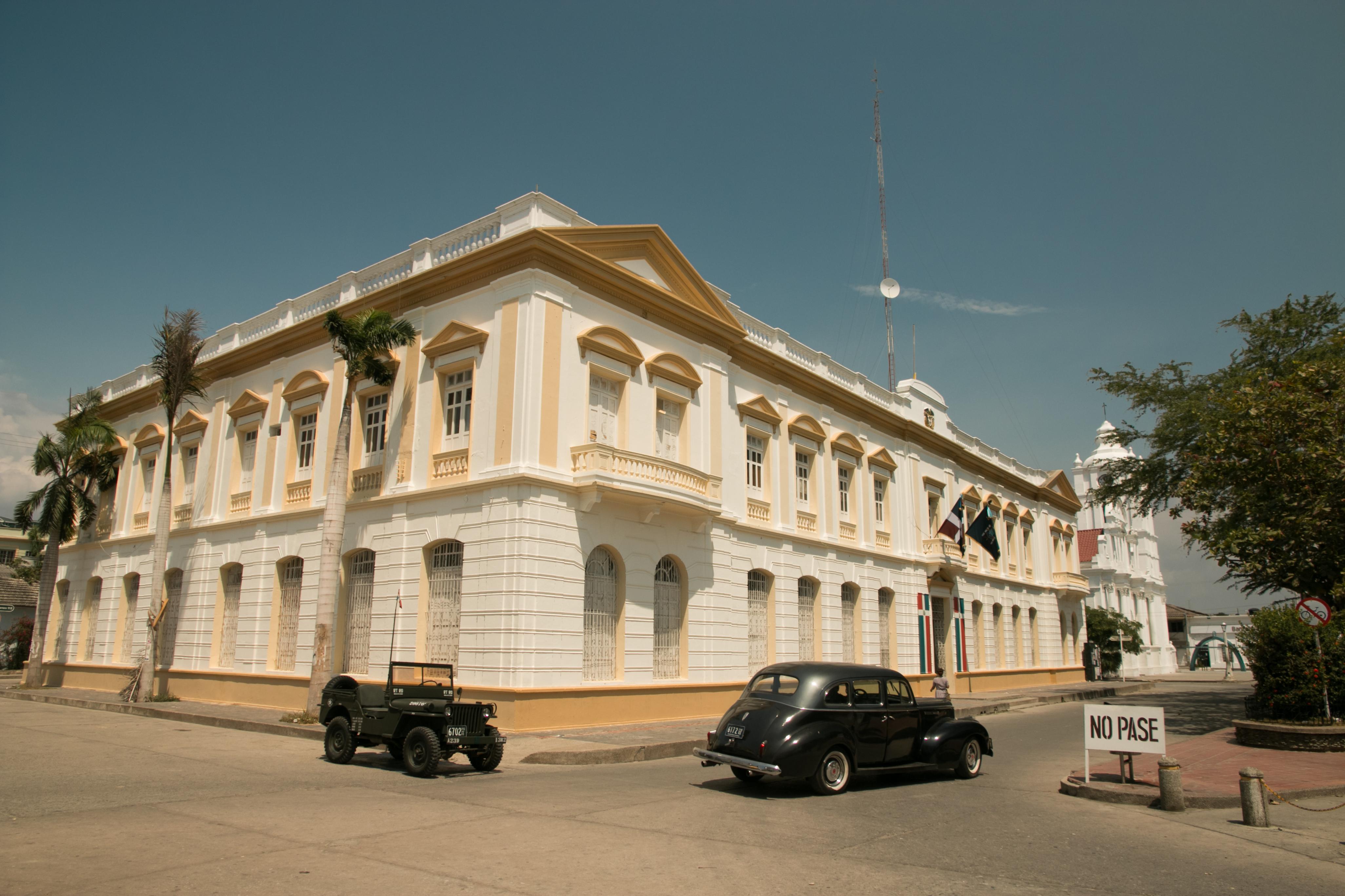 Sede alcaldia municipal