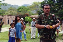 Comandante paraco