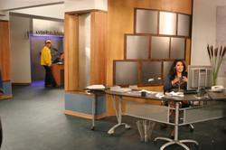 Oficina recepción-estudio