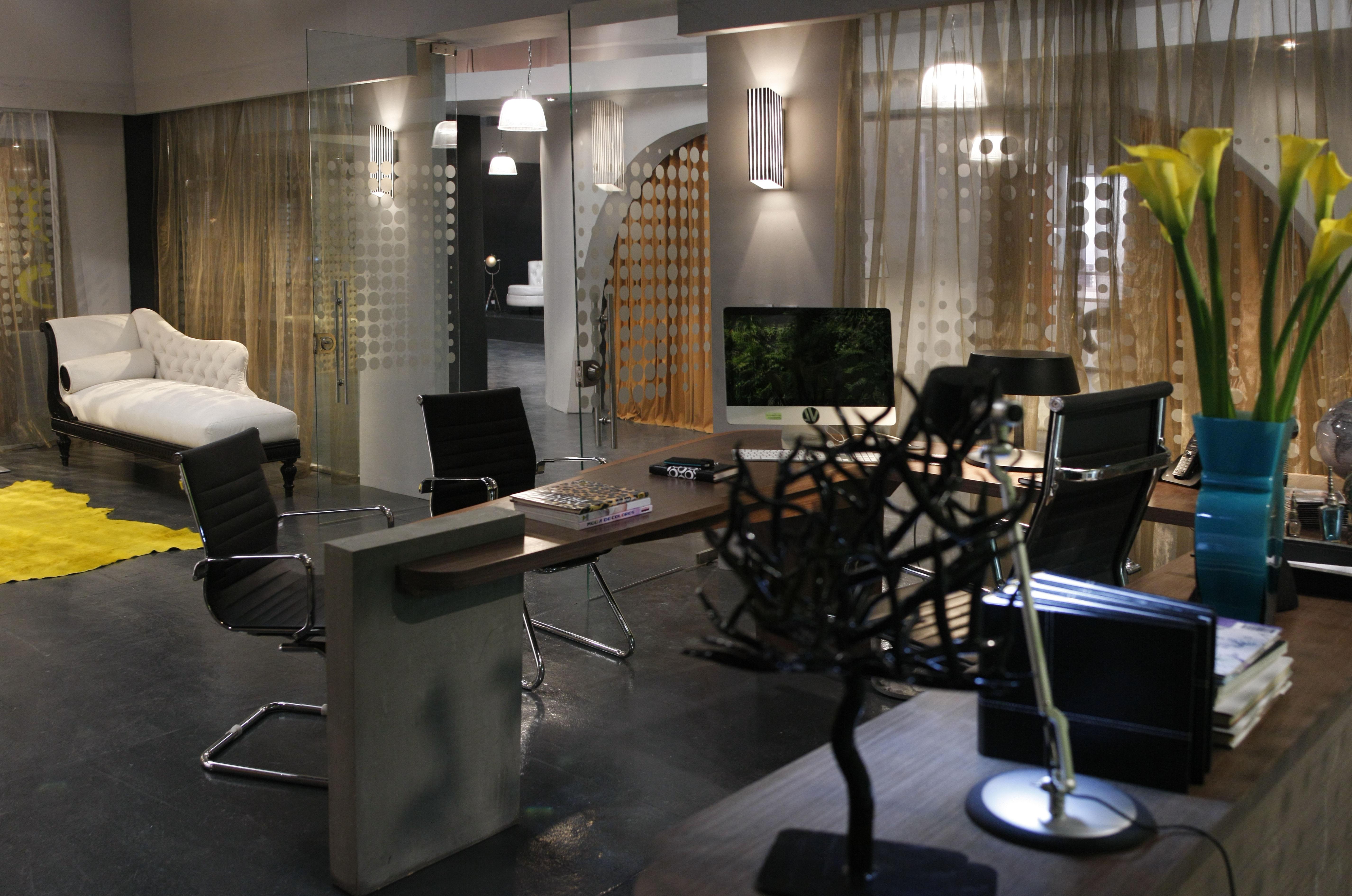Set estudio oficina de la madame