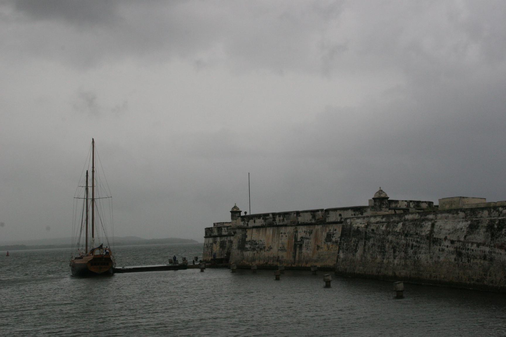 Puerto Barcelona-Bocachica