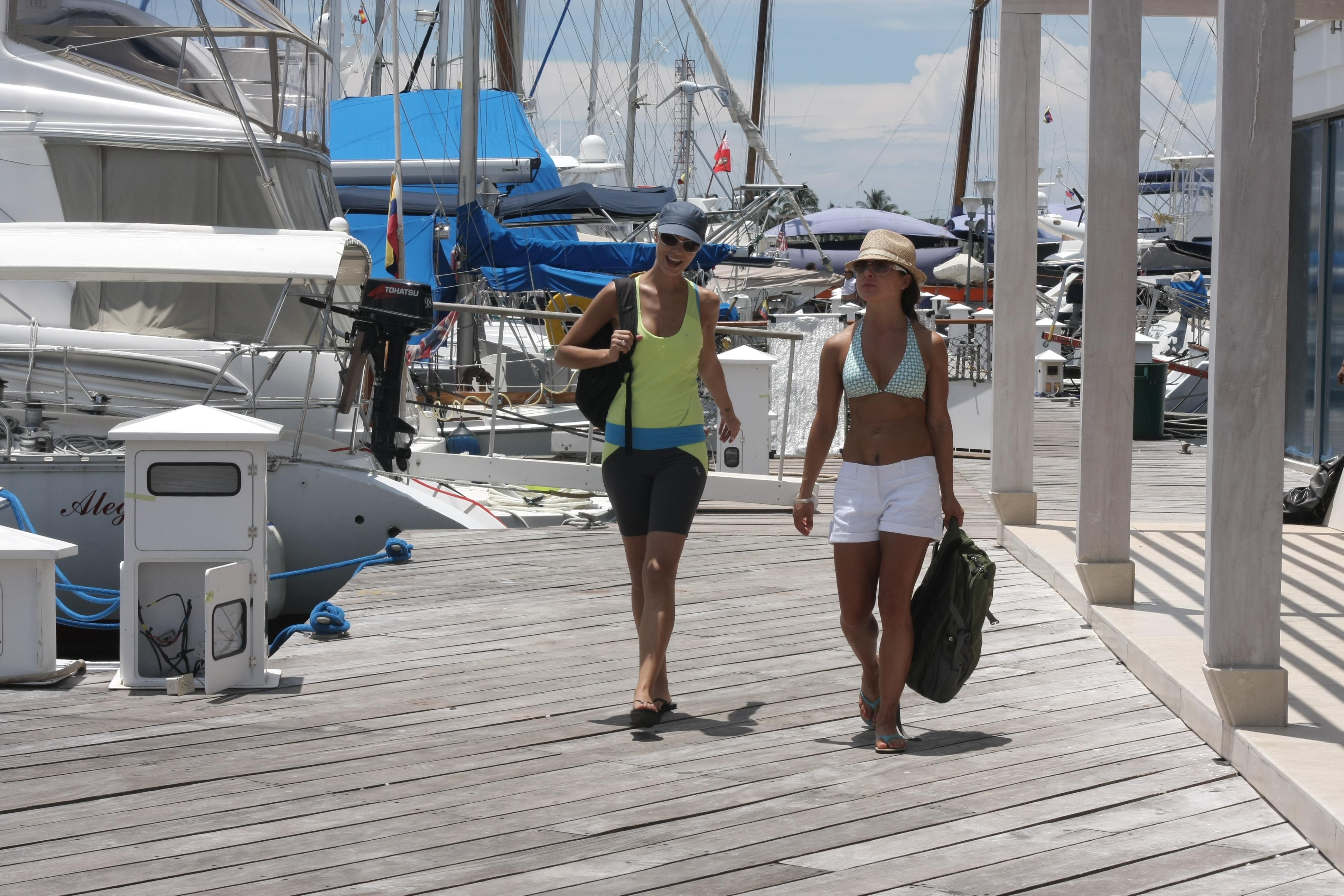 Muelles Marbella-Cartagena