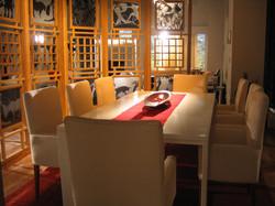 Comedor residencia ciudad-estudio