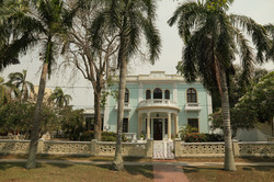 Casa ministro-Locación intervenida