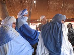 Tio Ali campamento Tuareg-Sahara