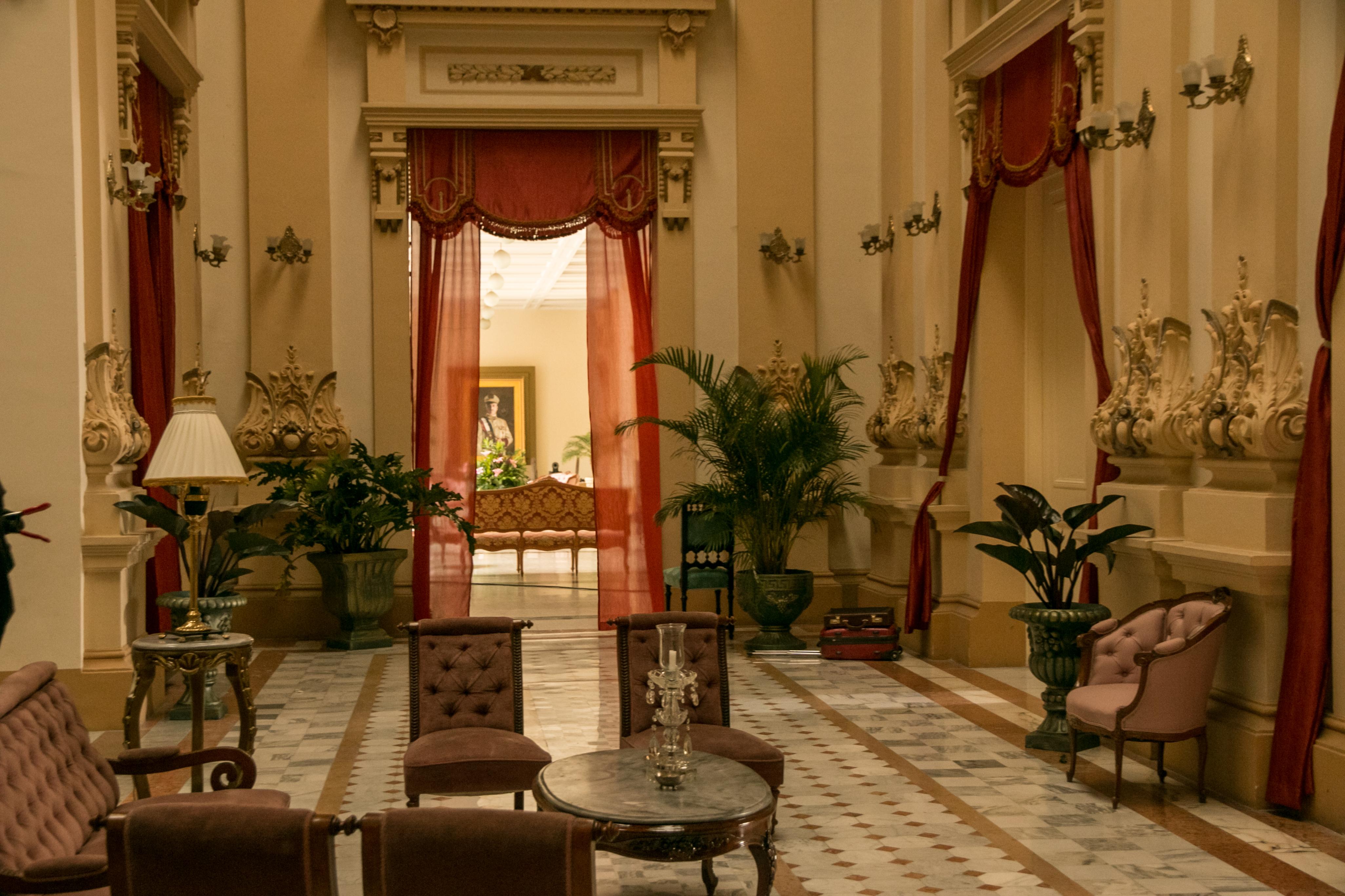 Zona Oficial Palacio de Gobierno