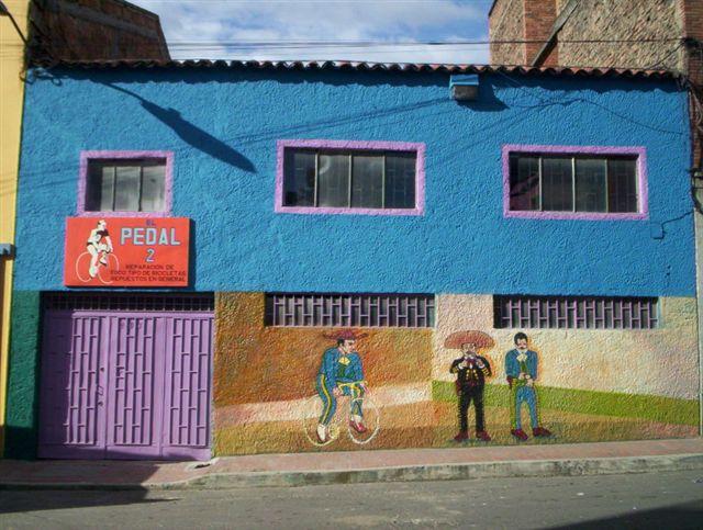Exteriores barrio