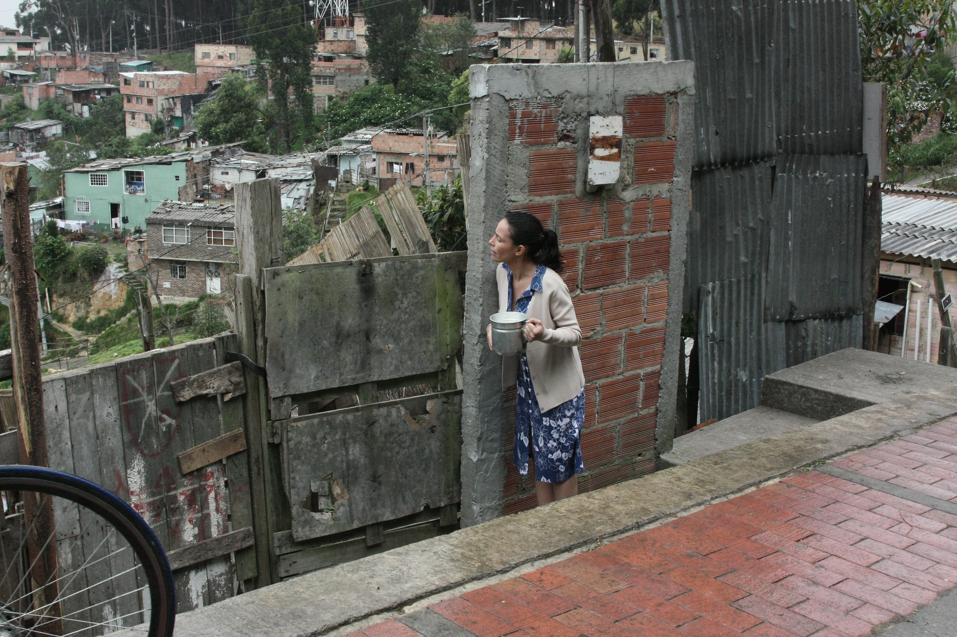 Entrada Casa Victorino Mora