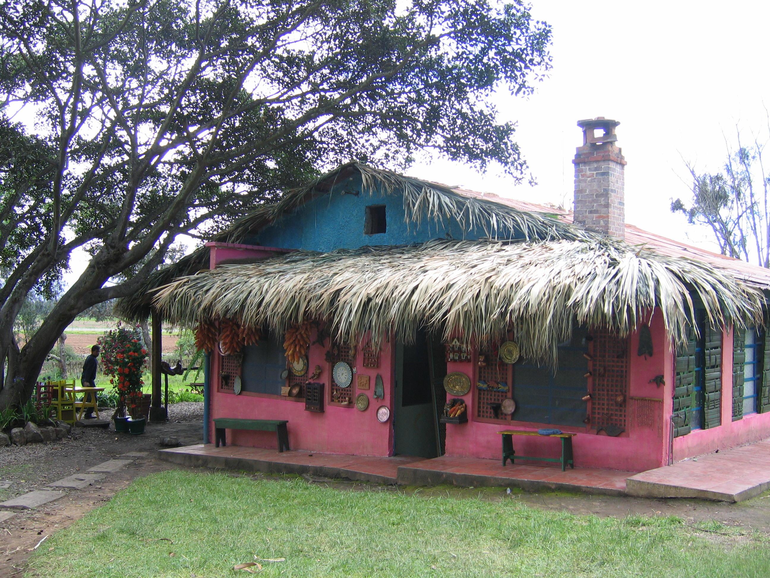 Casa las Ayala-locación intervenida