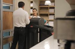 Detalle zona servicios hotel-montaje estudio