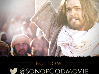 Host the Son of God Movie theater event BEFORE it's theatrical release!