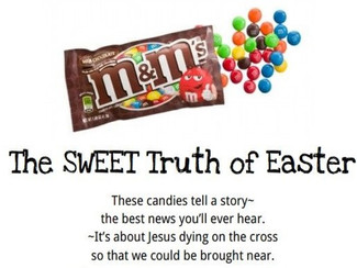 Poem: The SWEET Truth of Easter