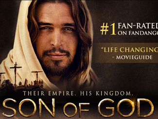 Share YOUR Stories & Testimonies for a NEW Son of God Documentary!