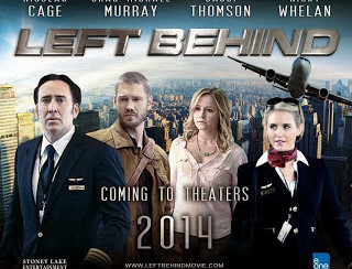 Left Behind: The Re-Mix