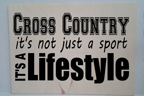 It's not just a sport, it's a lifestyle
