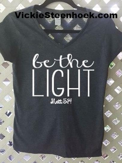 Be the Light Matt. 5:14 (A)
