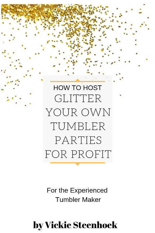 How to Host Tumbler Parties